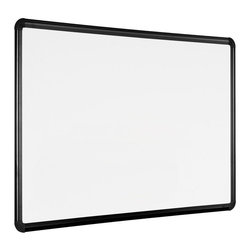 Best-Rite - Green-Rite 24W x 18H in. Presidential Frame Porcelain Markerboard - E2H2PA-T1 - Shop for Dry Erase Boards from Hayneedle.com! About MooreCo Inc.Based in Temple Texas MooreCo Inc. leads in providing visual communication products technology support equipment and office furniture. Using cutting-edge equipment well-trained employees and phenomenal shipping practices MooreCo has become known for its high quality and reliability. The company is continuing to innovate focusing increasingly on sustainably designed and created products.