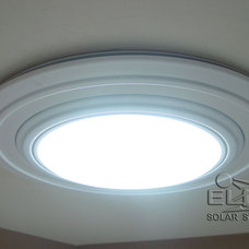 Modern Bathroom Lighting And Vanity Lighting by Elite Solar Systems, Inc.