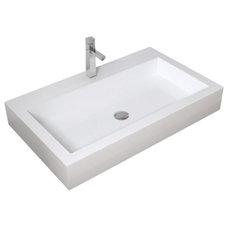 Modern Bathroom Sinks by Badeloft