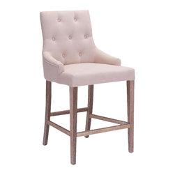 Zuo Modern Burbank Counter Chair - Zuo Modern Burbank Counter Chair