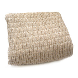 Fandindo Textiles LLC - Pyramids Alpaca Throw - Going on a quest this year over rugged terrain and questionable weather? Better bring an Alpaca throw with you. Alpaca is soft and silky while providing more warmth than wool or synthetics. Staying on the couch all winter with a book and a glass of wine instead? You're going to want to be warm and cozy for that too.