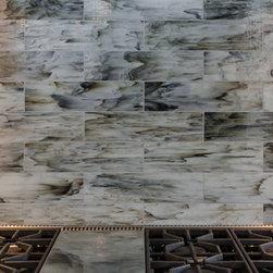 Mosaics for backsplash and shower - Glass mosaic for kitchen backsplash or bathroom