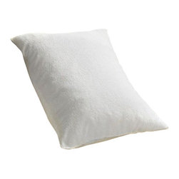 InnerSpace Luxury Products - Luxury Deluxe Shredded Memory Foam Pillow, White, Travel - Luxury Deluxe Shredded Memory Foam Pillow - Travel is composed of High density shredded memory foam cradles your head and shoulders for maximum comfort.   Can be scrunched and bunched for maximum sleeping comfort. Traditional shape.  Where Comfort and Good Health Come Together.  High quality.  One Year Warranty.  Made in Italy.