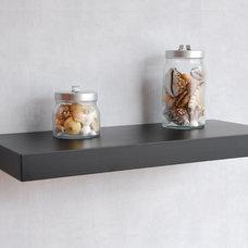 Modern Wall Shelves by Justin Hou