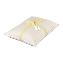 Feathered Friends - Down Pillows, King, Firm - A classic, elevated: our down pillows, handmade right here in Seattle by Feathered Friends, are cloud-like perfection. Incredibly soft, 280-thread count single-ply cambric cotton is filled with luxurious 700+ fill-power premium white goose down. By using only the highest-quality down—down collected strictly from mature birds, Feathered Friends assures not only the highest level of comfort, but also that the birds are unharmed in the process.