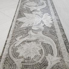 Floor Tiles by Gnosis -custom mosaics-