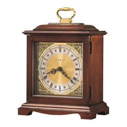 Howard Miller - Howard Miller Dual Chime Vintage Mantel Clock |  GRAHAM BRACKET III - 612588 GRAHAM BRACKET III