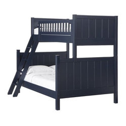 Camp Twin-Over-Full Bunk Bed