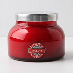 Capri Blue - Capri Blue Jar Candle, Red - *85 hour burn time