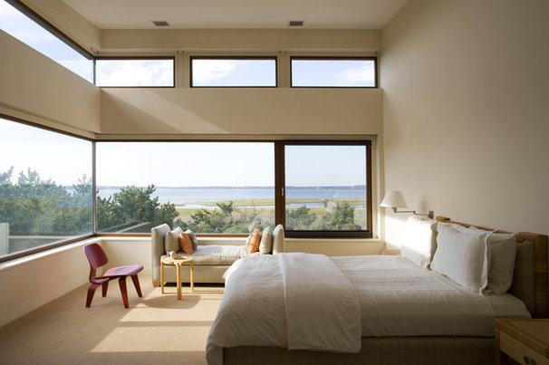 Contemporary Bedroom by Elliott Kaufman