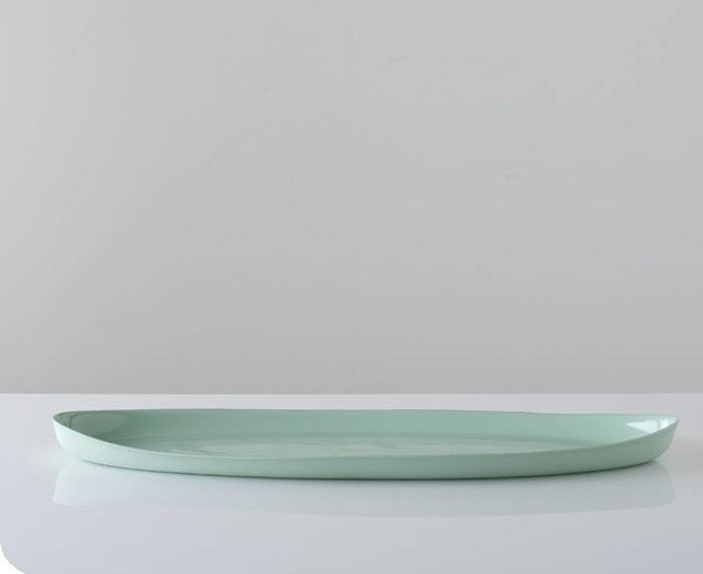 Contemporary Platters by Gretel Home