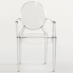 Lou Lou Ghost Child's Armchair by Kartell -