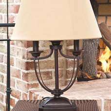 Traditional Outdoor Lighting by Charleston Gardens