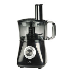 All-purpose Food Processor, Black