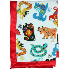 asian baby bedding by Lillamonsters