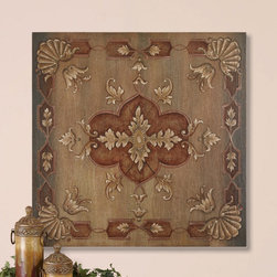 "32168 Medallion by Uttermost - Get 10% discount on your first order. Coupon code: ""houzz"". Order today."
