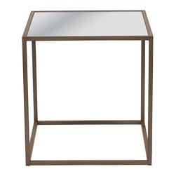 Vanguard Furniture - Vanguard Furniture Vista Lamp Table 337L-AZ - Vanguard Furniture Vista Lamp Table 337L-AZ