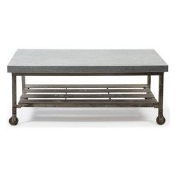Go Home Ltd - Go Home Ltd Pittsburgh Coffee Table X-11651 - Go Home Ltd Pittsburgh Coffee Table X-11651
