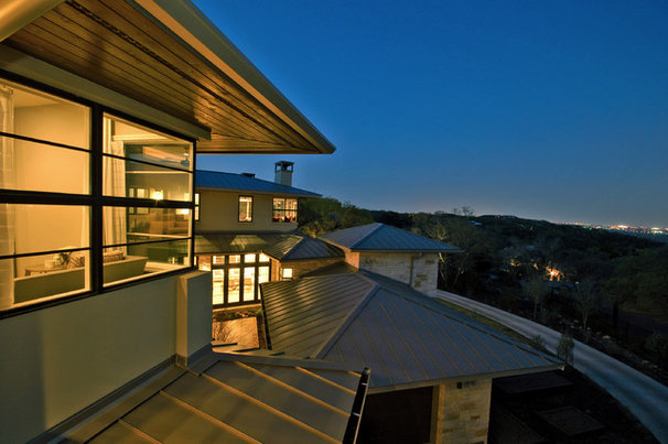 Contemporary  by Cornerstone Architects