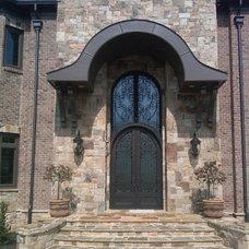 Front Doors by rebach enterprises inc.