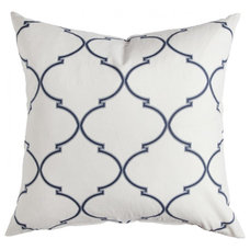 Traditional Decorative Pillows by Caitlin Wilson Textiles