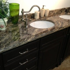 Traditional Bathroom Vanities And Sink Consoles by Total Kitchen & Bath, Inc
