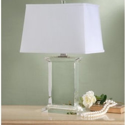 """Laura Ashley - Laura Ashley TX0014 27"""" Henley Table Lamp - 27"""" Henley Table Lamp with ShadeLaura Ashley Home Lighting brings the distinctive style of Laura Ashley into your home with an impressive selection of lighting. Each piece embodies the English influence of Laura Ashley while bringing classical elegance to modern design."""