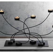 Contemporary Candleholders by UMA