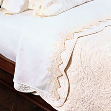 Traditional Flat Sheets by Ethan Allen