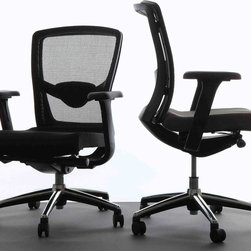 Ergo Fit Adjustable Mesh Office Chair -