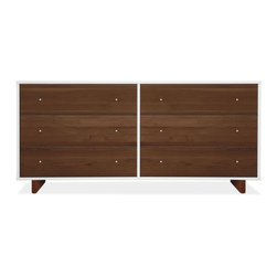 Moda Dresser - This piece helps to marry any painted and wooden items in a space.