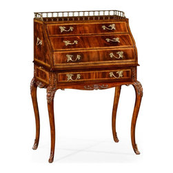 Jonathan Charles - New Jonathan Charles Ladies Secretary Desk - Product Details