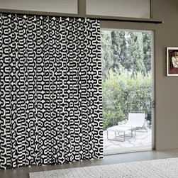 Smith and Noble Classic Wave Fold Drapery - Panels and drapery add dimension to any window. That's why drapes and curtains are the treatments of choice for showcase settings like living rooms, formal dining rooms or an intimate master bedroom. Starting at $158+
