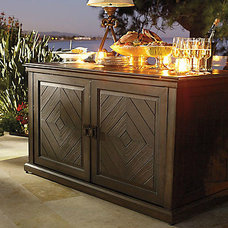 Contemporary Patio Furniture And Outdoor Furniture by FRONTGATE