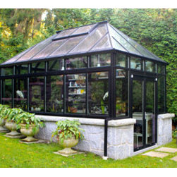 Luxary Greenhouses -