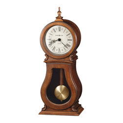 Howard Miller - Howard Miller Dual Chiming Mantel Clock | ARENDAL MANTEL - 635146 ARENDAL MANTEL