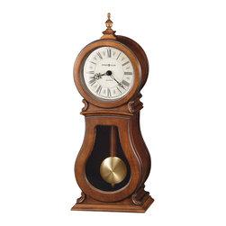 Howard Miller - Howard Miller Dual Chiming Mantel Clock | ARENDAL MANTEL - 635146 ARENDAL MANTEL