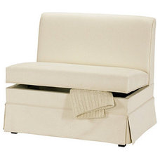 Contemporary Accent And Storage Benches by Ballard Designs