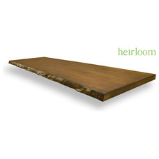 Modern Kitchen Countertops by heirloom woods