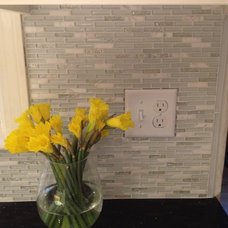 Modern  by Fowler Tile Design