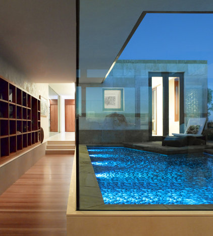 modern pool by Sutton Suzuki Architects