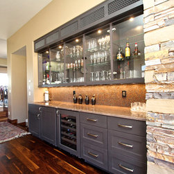 Painted Cabinets -