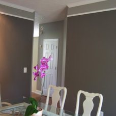 Traditional Dining Room by Mike's Custom PAINTING & RENOVATION