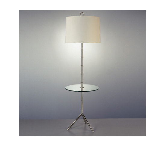 Floor lamps with attached tables interior decorating