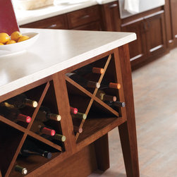 Decora Wine Cubes - Sophisticated wine storage that makes a statement.