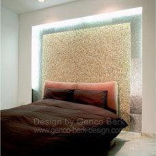 Modern Bedroom by Genco Berk Design