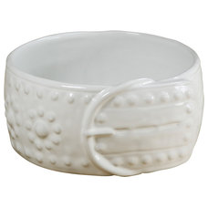 Modern Pet Bowls And Feeding by Montes Doggett
