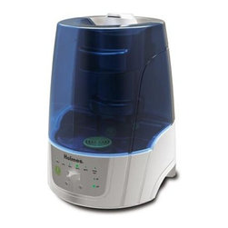 PATTON ELECTRIC - ULTRASONIC MED ROOM HUMIDIFIER - 1.2 gallon tank capacity for medium rooms. Programmable digital humidistat, antimicrobial treated*(9), filter-free, 24 hour run time per tank filling with auto shut-off, shatterproof tank. Empty tank indicator, Quiet operation.              This item cannot be shipped to APO/FPO addresses.  Please accept our apologies