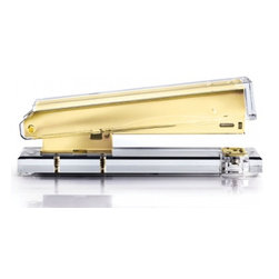 Acrylic Stapler - You'll never hide this pretty lady in a desk drawer.
