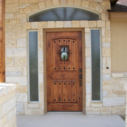Estancia Entry Doors - Estancia single door by The Front Door Company.